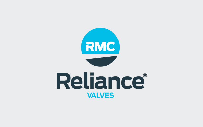 RMC Reliance Valves logo