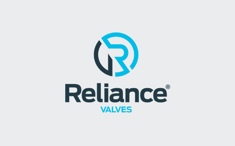 |Reliance Valves logo