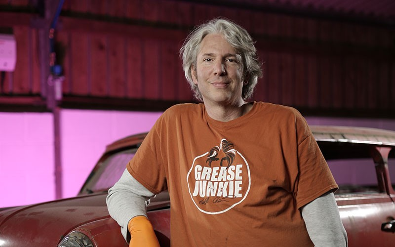 RWC partners with mechanical maestro Edd China