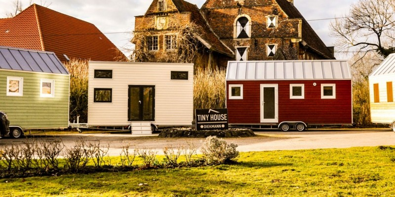 Tiny House, Hamm, Germany